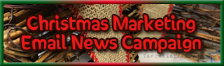 FREE Christmas Marketing Tricks Email Newsletter Campaign