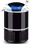 CLOUDTAIL CHOICE USB Powered Non-Toxic UV LED Mosquito Killer Lamp Repellent Trap Without Radiation
