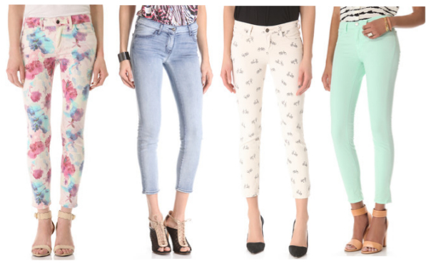 Skinny Pants for Woman