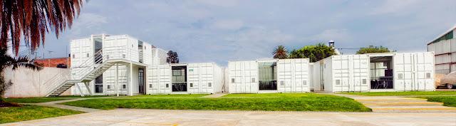 La Secundaria Valladolid - Modular Shipping Container School, Mexico 11