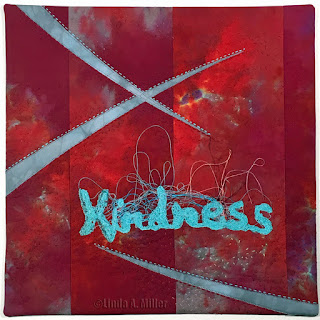 With Kindness by Linda A. Miller 2018