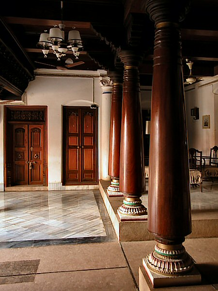 Corridor Design: Architecture Of Ancient India: Chettinad Homes