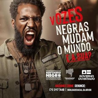 Bahia em Movimento #54 Todos contra o racismo