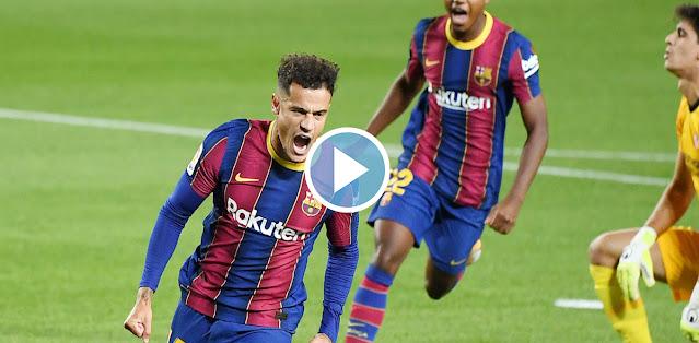 Barcelona vs Sevilla – Highlights