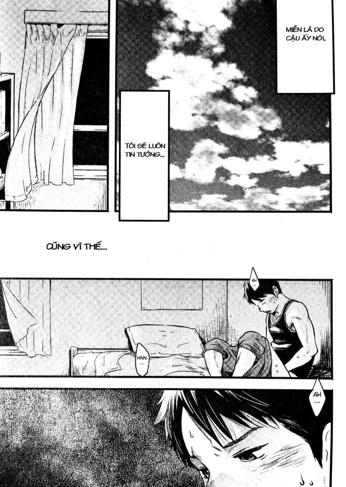 Trang 8 - Tuổi trẻ và Tội lỗi (- Tsukumo Gou (BOX)) - Truyện tranh Gay - Server HostedOnGoogleServerStaging
