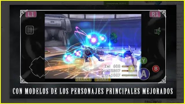 Final Fantasy VIII Remastered lands on mobile devices for 18.99 euros