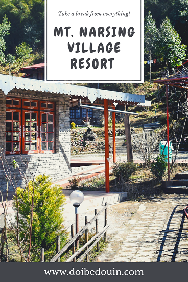 mt narsing village resort dobedouin