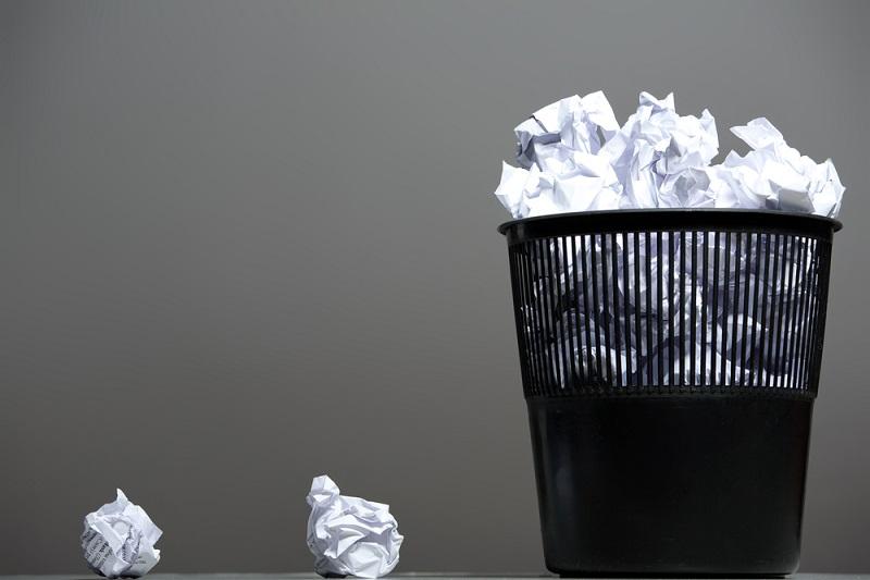 Ciri-Ciri Resume Sampah & Layak Dibuang