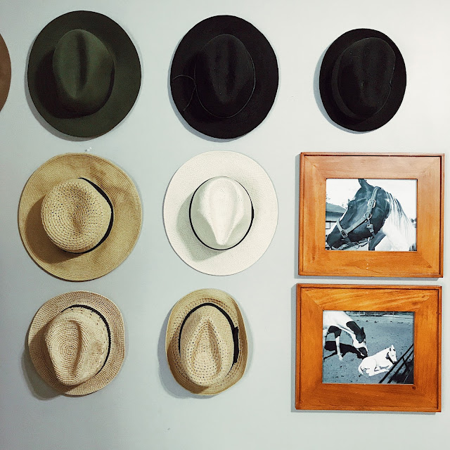Hat Wall Inspiration