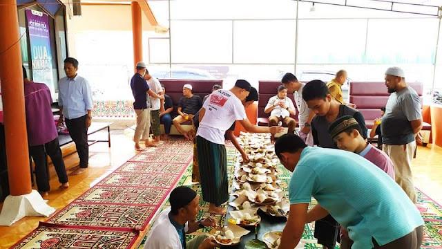 Mesjid Ramah Musafir di Kota Gorontalo