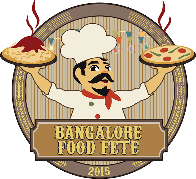 Bangalore Food Fete Logo