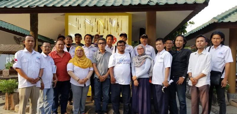 Bahas Program, SMSI Kota Tangerang Laksanakan Rapat Internal