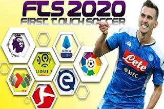 FTS 2020 SUPER MOD 2019/20