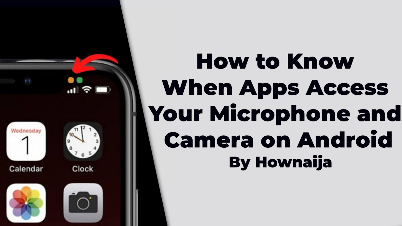 How to Know When Apps Access Your Microphone and Camera on Android
