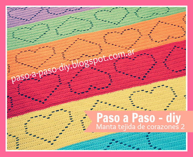 Paso a Paso: Corazon