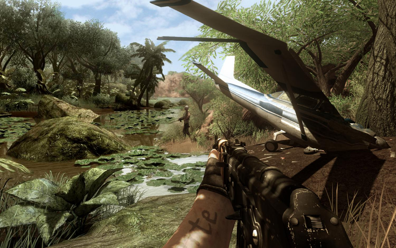 Far Cry 2 Highly Compressed PC Game Download 1.5GB