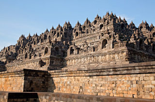 Makna Tingkatan Candi Borobudur