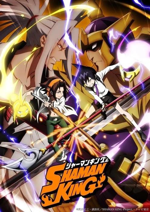 El nuevo anime de Shaman King