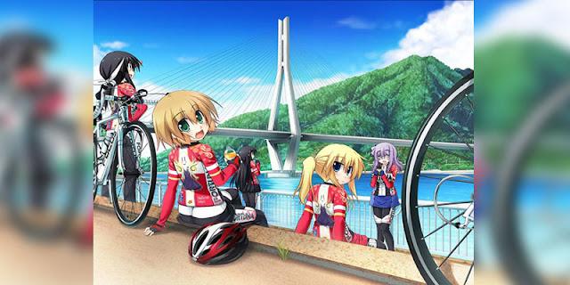 anime Comedy olahraga