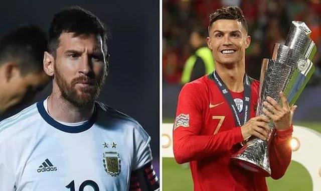 Euro, Copa America hoãn: Ronaldo - Messi vui nhất, sáng cửa giành QBV
