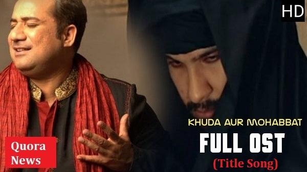 Khuda Aur Mohabbat's Title Song Gone Viral on Social Media