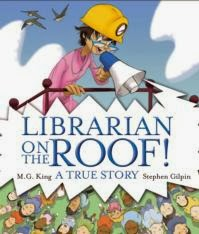 Picture Books Celebrating Librarians Saffron Tree