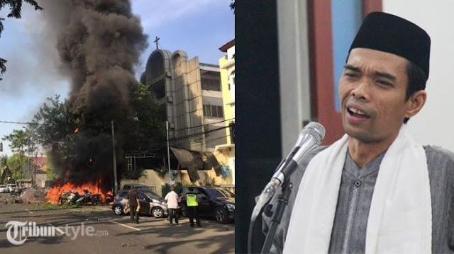 Abdul Somad Klarifikasi Ceramahnya Soal Bom Bunuh Diri Syahid, Dr. Nadirsyah Hosen Beri Tanggapan Menohok: Kalau Di Palestina, Tapi Kok....
