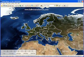 Downlaod Glabal Mapper  v16.2.1 Build 052915  for 32/64 Bit Full for Windows