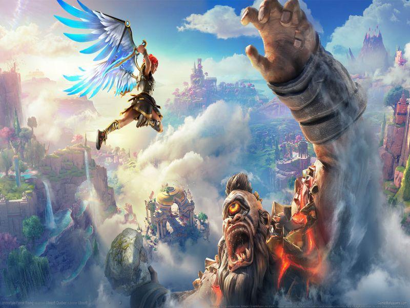 Download Immortals Fenyx Rising Game Setup Exe