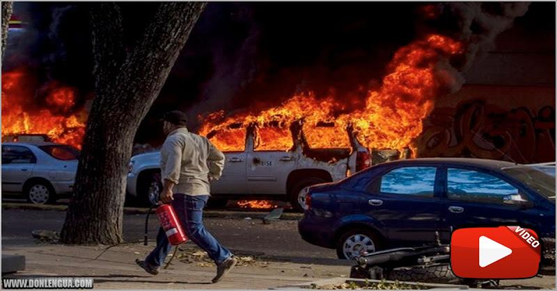 Extraño aumento de casos de incendios en las Estaciones de Servicio por gasolina Iraní