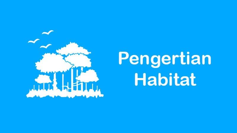 pengertian habitat beserta contoh dan fungsinya