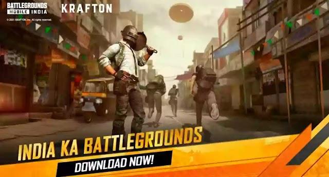 Battlegrounds Mobile India Apk Download Link BGMI Earlier Access