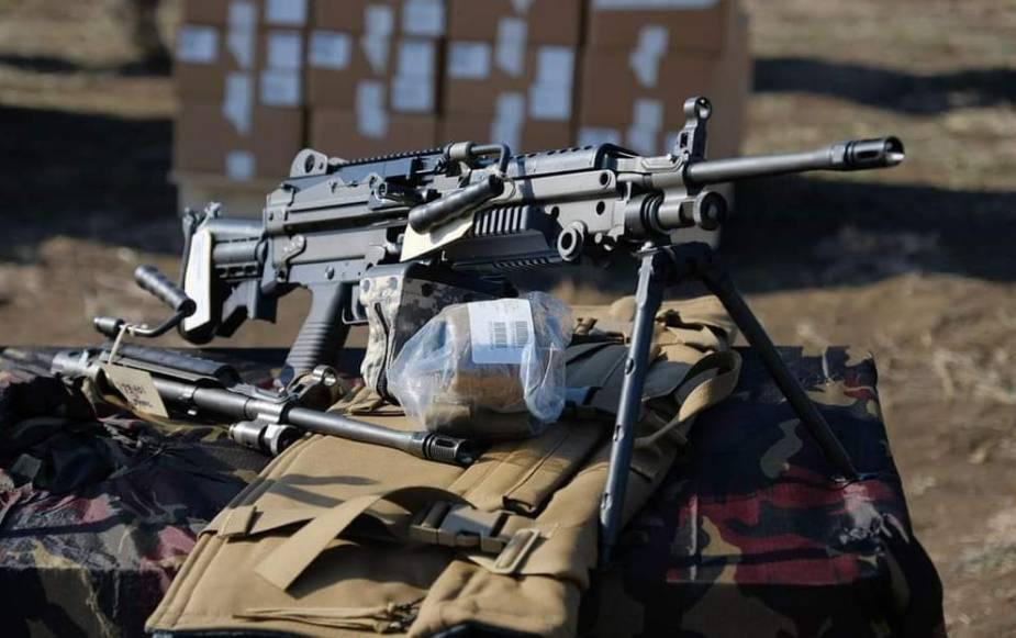 Грузія отримала американські гранатомети і кулемети