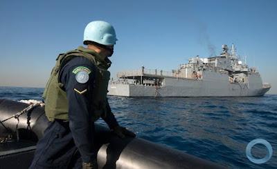 Brasil se retirará da UNIFIL