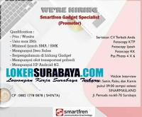 Walk In Interview Surabaya Terbaru di Sinarmasland (Smartfren) Oktober 2019