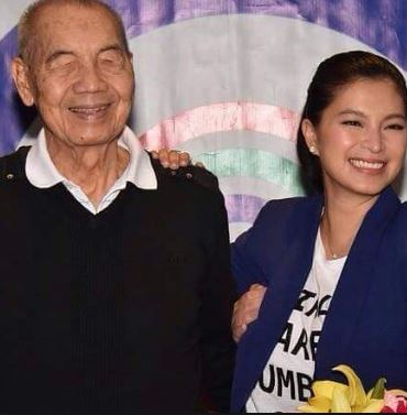 READ: Angel Locsin's Sweet Father's Day Message For Her Father
