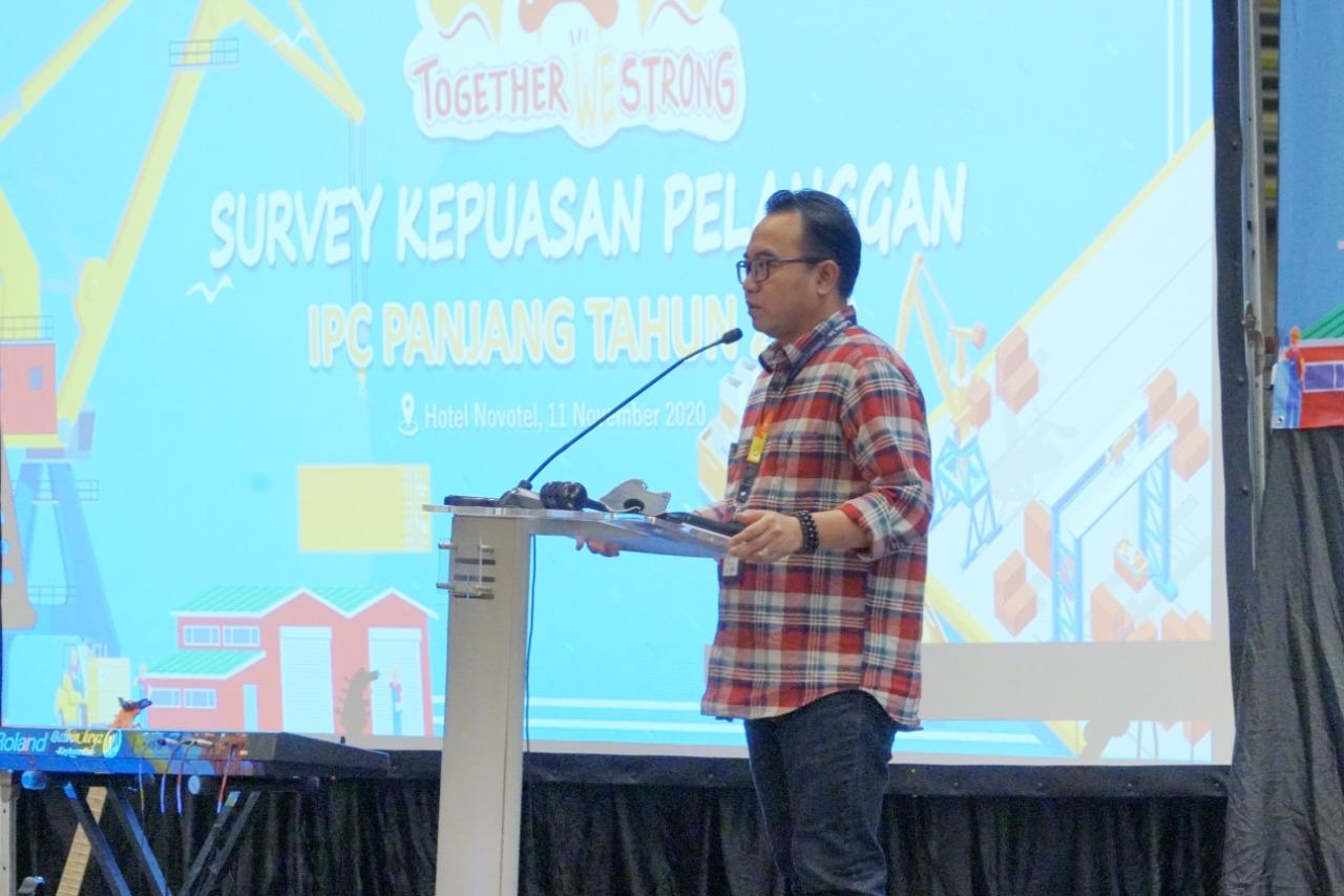 IPC PANJANG GELAR SURVEY KEPUASAN, KETIDAKPUASAN DAN LOYALITAS PELANGGAN TAHUN 2020