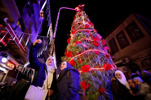 Navidad en Damasco
