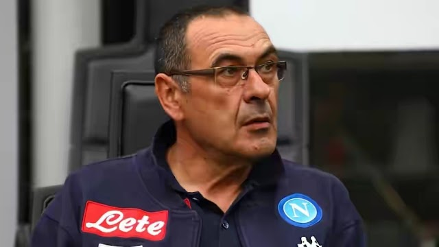 Europa League: Sarri reveals club he wants Chelsea to avoid