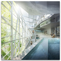 Paracelsus Spa Salzburg, HMGB architects Berlin