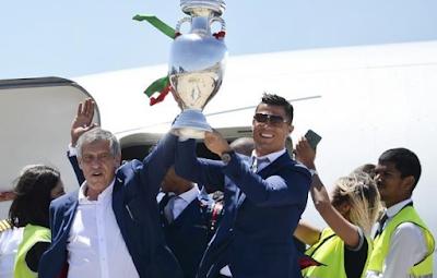 Ronaldo, Gelar Juara ini Untuk kaum Imigran Yang Didiskriminasi