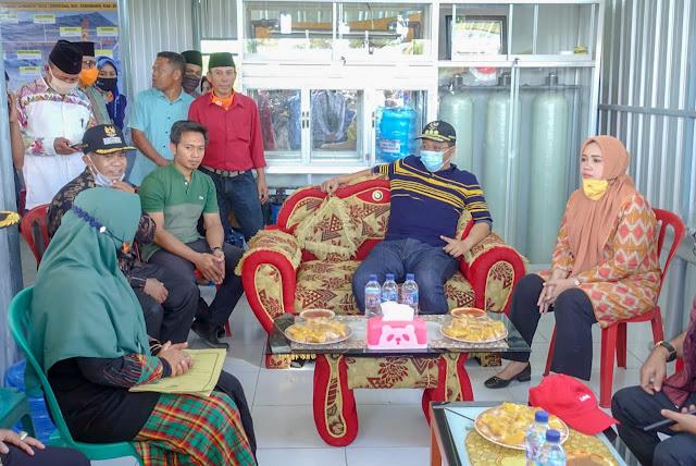 Boyong Kepala OPD, Gubernur NTB Ingin Dengar Keluhan Warga Kabupaten Bima