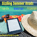 #bookfair #books #sales #freebies #kindleunlimited - Sizzling Summer Reads  July 7th - July 28th