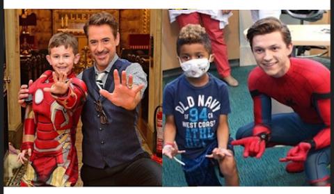 Superhero Actors Who Can Do Superhero Things!