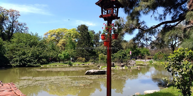 Jardim Japonês - Buenos Aires - Argentina