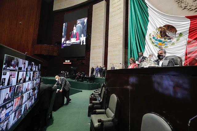 Solicita la Comisión Permanente reforzar medidas sanitarias en cruces fronterizos México-Estados Unidos