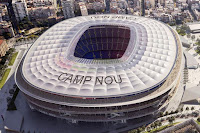 New Camp Nou to be ready by 2025 said vice-president Barcelona