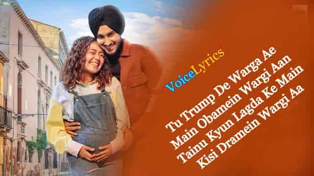 Khyaal Rakhya Kar Lyrics In English Neha Kakkar