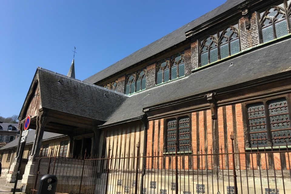 Eglise Sainte Catherine, Honfleur