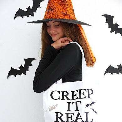 DIY Sacs à Bonbons d'Halloween Sans Couture